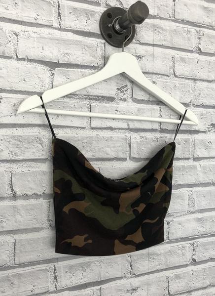 0f3b0e11754a3 camo tube top – euphoria fashion shop