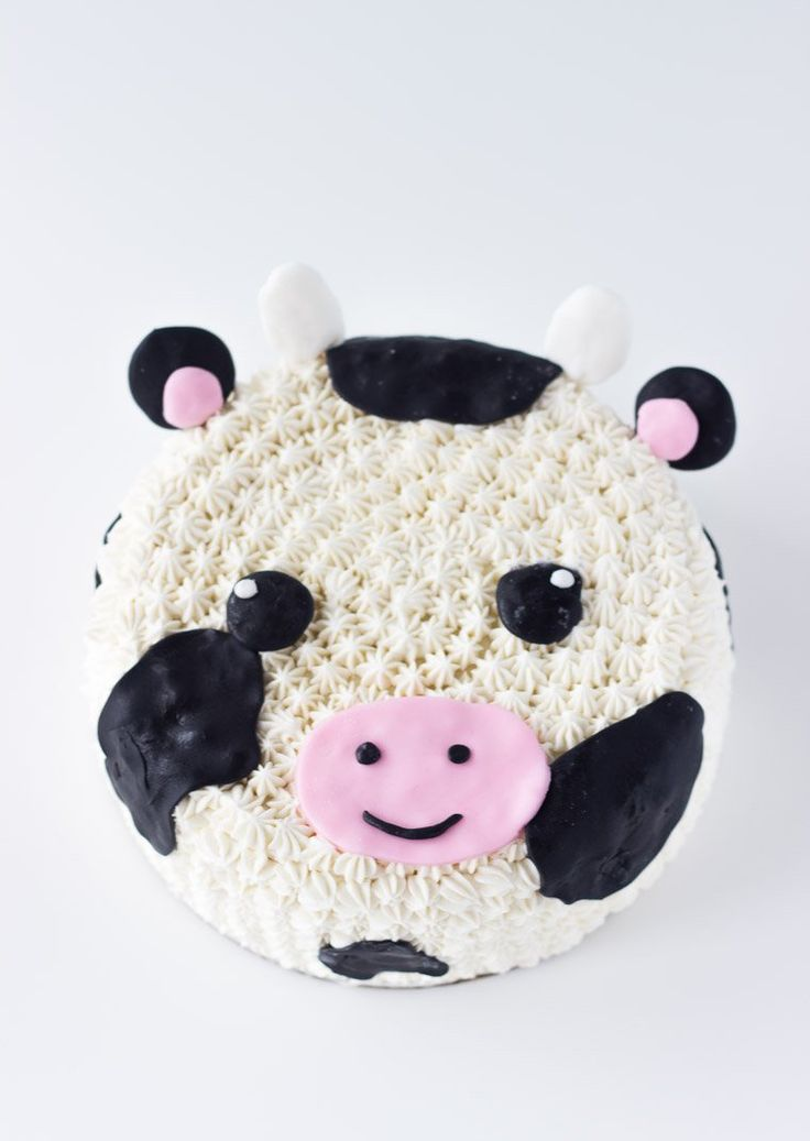 Cow Cake @FoodBlogs