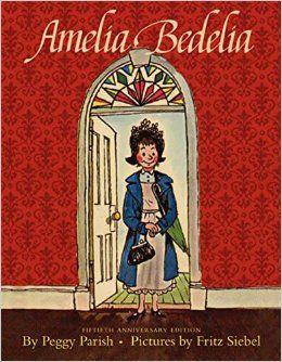 Amazon.com: Amelia Bedelia (9780062209696): Peggy Parish, Fritz Siebel: Books