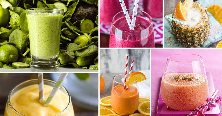 Avoir la peau plus lisse, c'est possible ! 10 recettes de smoothies pour vous aider à dégommer la cellulite.