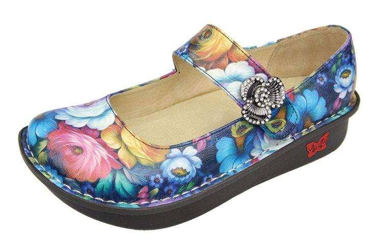 "Alegria Shoes Paloma PRO ""Renaissance"" Mary Jane at Alegria Shoe Shop"