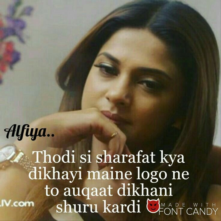48 best Jennifer winget shayari images on Pinterest ...