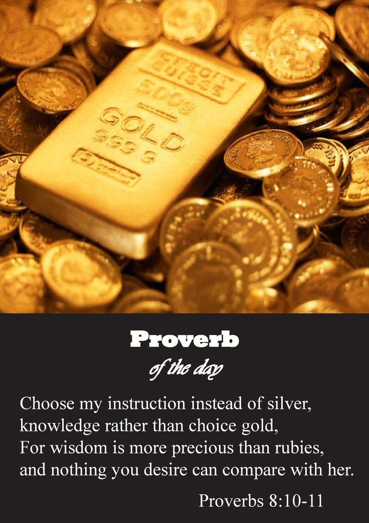 198 Best Proverb Of The Day Images On Pinterest Bible