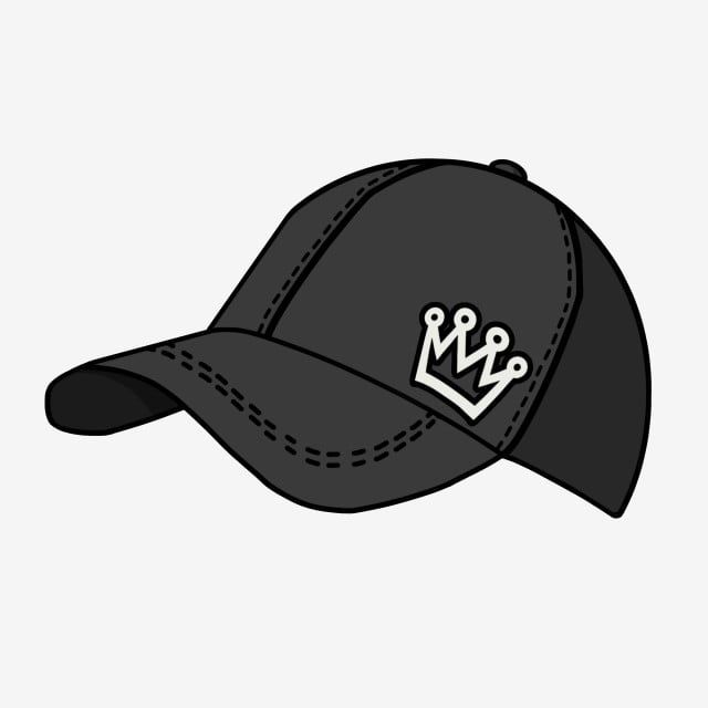 Free Cartoon Black Hat Hat Headwear Baseball Cap Male Baseball Cap Baseball Cap Stick Figure Png Transparent Clipart Image And Psd File For Free Download Hats Free Sunglasses Free Cartoons