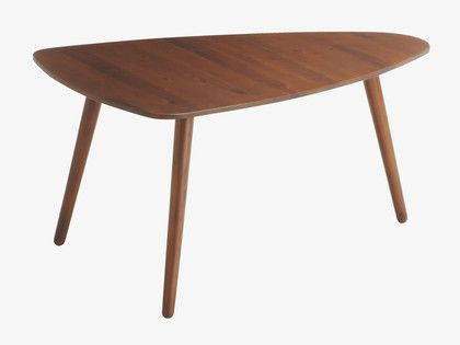 JOYCE BROWNS Wood Large acacia coffee table - HabitatUK