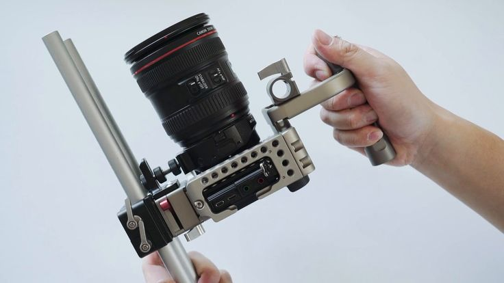 Newsshooter review: Movcam Sony a7S cage