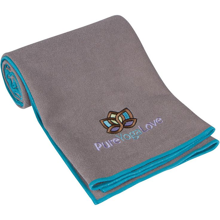 Eco- Bliss Hot Yoga Towel By Pure Yoga Love
