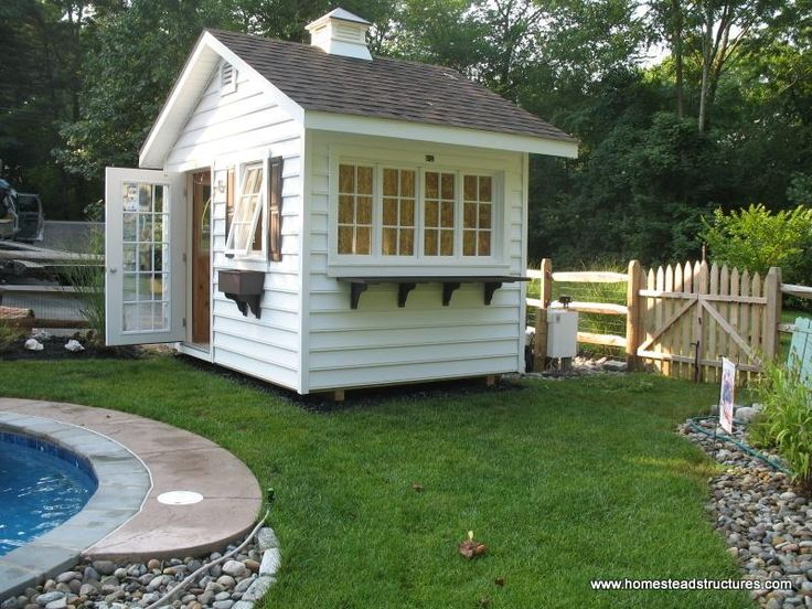 Best 25 Pool Shed Ideas On Pinterest Pool House Shed
