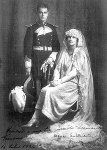 Casamento da Arquiduquesa Maria Antônia com Don Ramon Orlandis y Villalonga