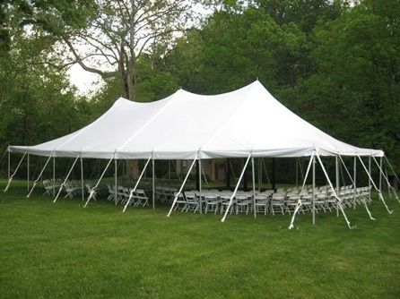 Party Pole Tents For Rent A Great Addition To Your Rain Or Shine