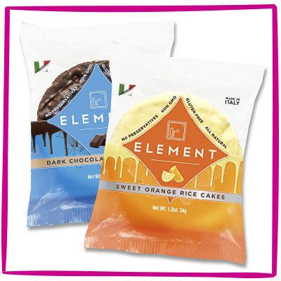 Worth Ordering Online: Element Dipped Rice & Corn Cakes