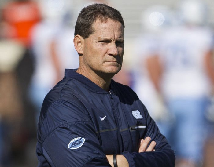 North Carolina defensive coordinator Gene Chizik steps down = Football coaches often preach the importance of family bonds. North Carolina defensive coordinator Gene Chizik decided to put his money where his mouth is on Thursday while announcing…..