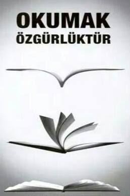 Okumak özgürlüktür. #sözler #anlamlısözler #güzelsözler #manalısözler #özlüsözler #alıntı #alıntılar #alıntıdır #alıntısözler