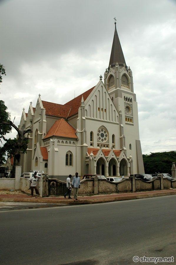 Lutheran Church Dar es Salaam and Zanzibar   Tanzania