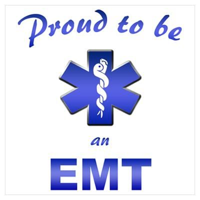 Proud To Be An EMT