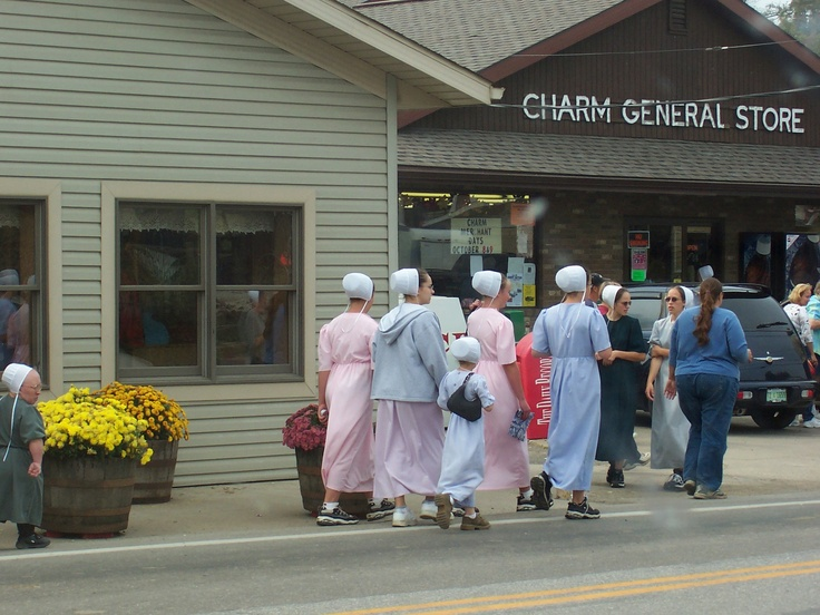 Grandma S Kitchen Amish Restaurant Ohio
