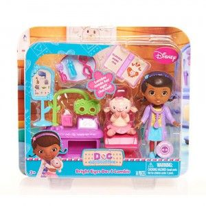 Doc McStuffins Bright Eyes Doc  Lambie from Just Play  Top Doc McStuffins Toys  Doc