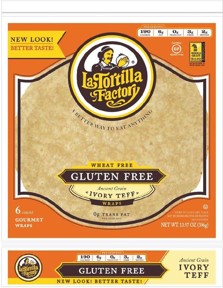 Where to buy - La Tortilla Factory