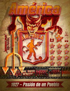 Diabolica Red Power: América de Cali - 1927 - Pasión de un Pueblo