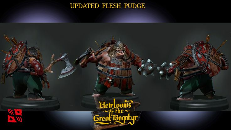 Steam Workshop :: Heirlooms of the Great Bogatyr - Loading Screen *Blood*