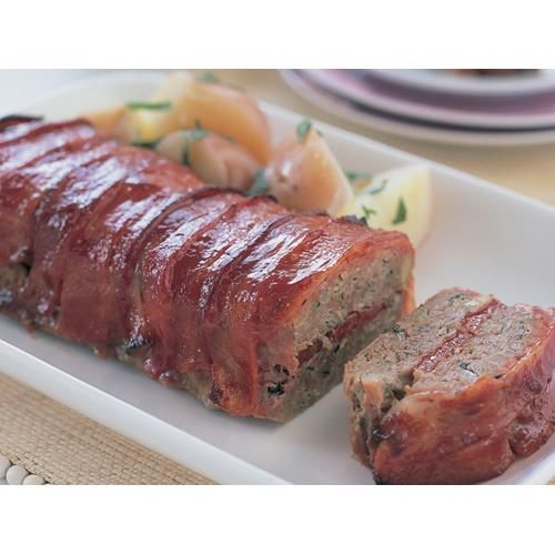 Barbecue-glazed meatloaf recipe - By Australian Women's Weekly, Cold meatloaf…