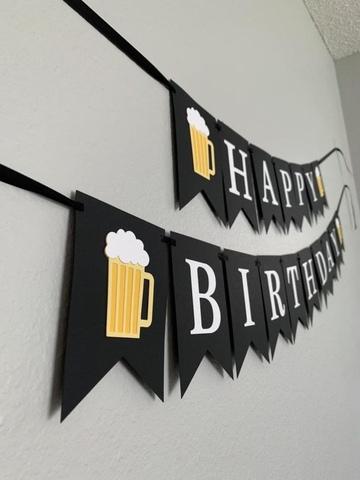 Brandy 55th Birthday Banner x2 Party Decoration Adult Ladies Mens ANY NAME
