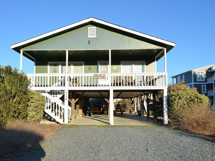 House vacation rental in Holden Beach, NC, USA from VRBO.com! #vacation #rental #travel #vrbo