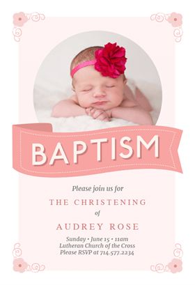 54 best Printable Baptism Christening invitations images on