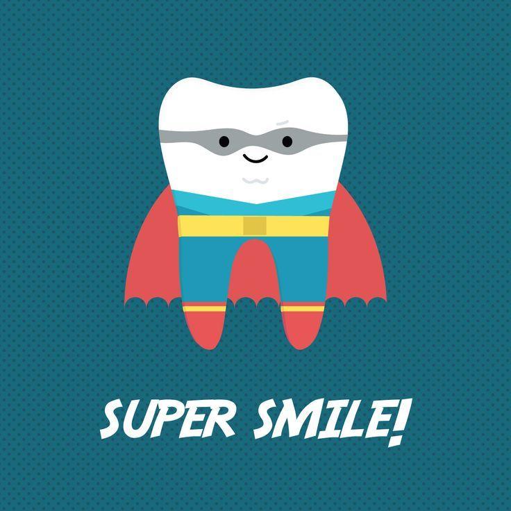 No necesitar ser un Superhéroe para tener una Súper Sonrisa. Sólo agenda una cita con nosotros y estarás sonriendo más que el Joker.