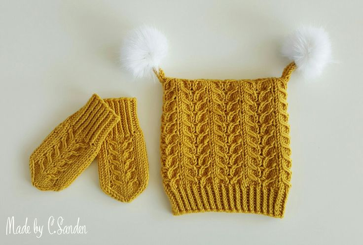 Hat and mittens ,  3-6 months, september -16