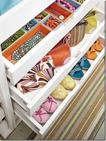 Great tips on how to get your closet organized /Remodelaholic/
