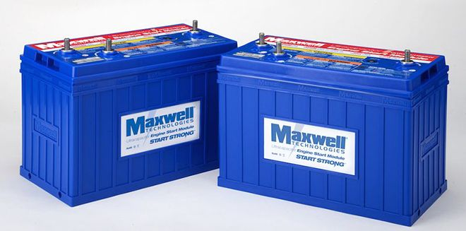 Maxwell Ultracap Based Battery Storage Technology