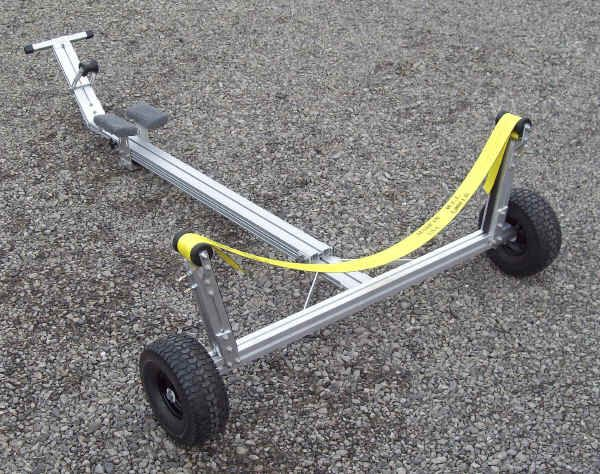 John Boat Dolly Universal Dolly Model Quickly Adjusts To