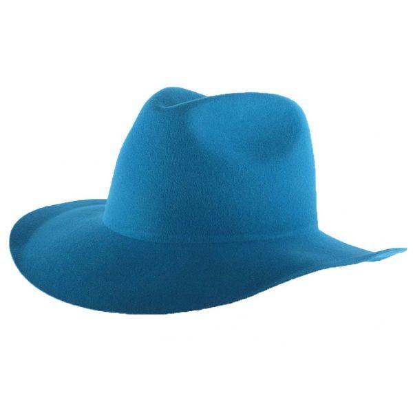 Chapeau Femme Bleu impérial Inglis par Bailey #mode #femme #bonplan #shopping