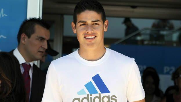 James Rodríguez multiplicará sus ingresos publicitarios tras fichar por el Real Madrid