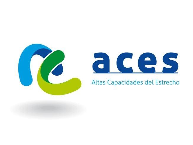 01 Logotipos / Logotypes: ACES - Altas Capacidades del Estrecho