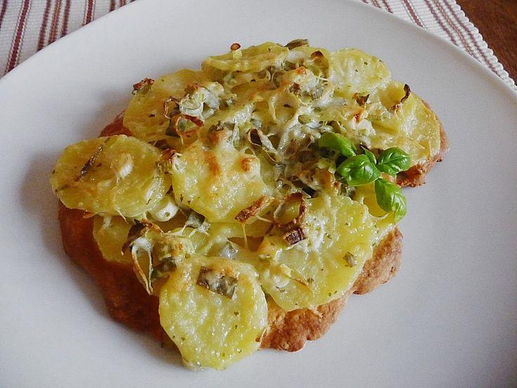 Kartoffelfladen, ein gutes Rezept aus der Kategorie Gemüse. Bewertungen: 47. Durchschnitt: Ø 3,8.