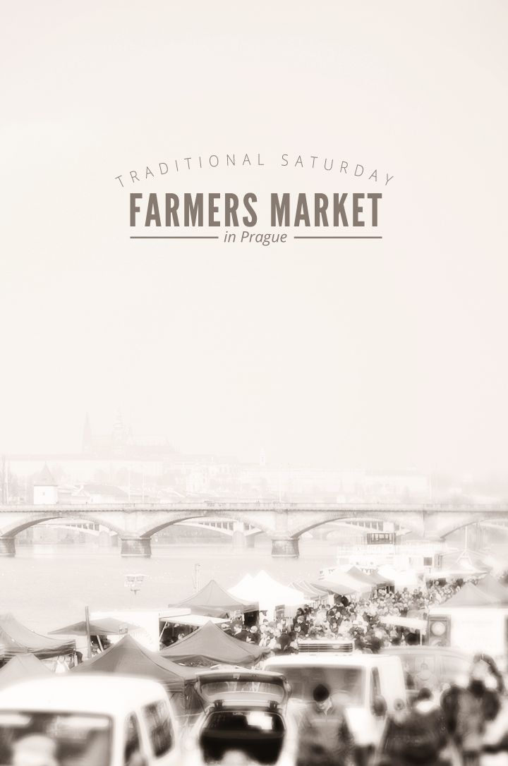 Prague City Guide: Traditional Saturday Farmers Market | 79 Ideas ~ I have got to do this! ~ Nan