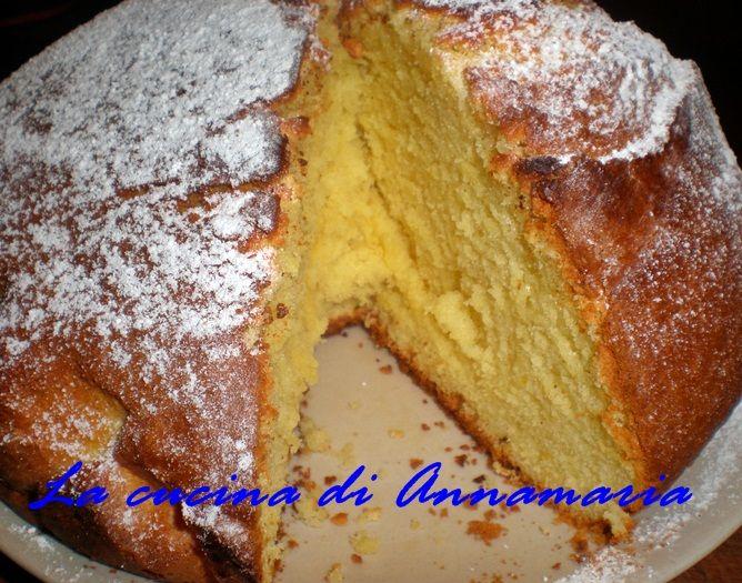 torta all'olio extravergine