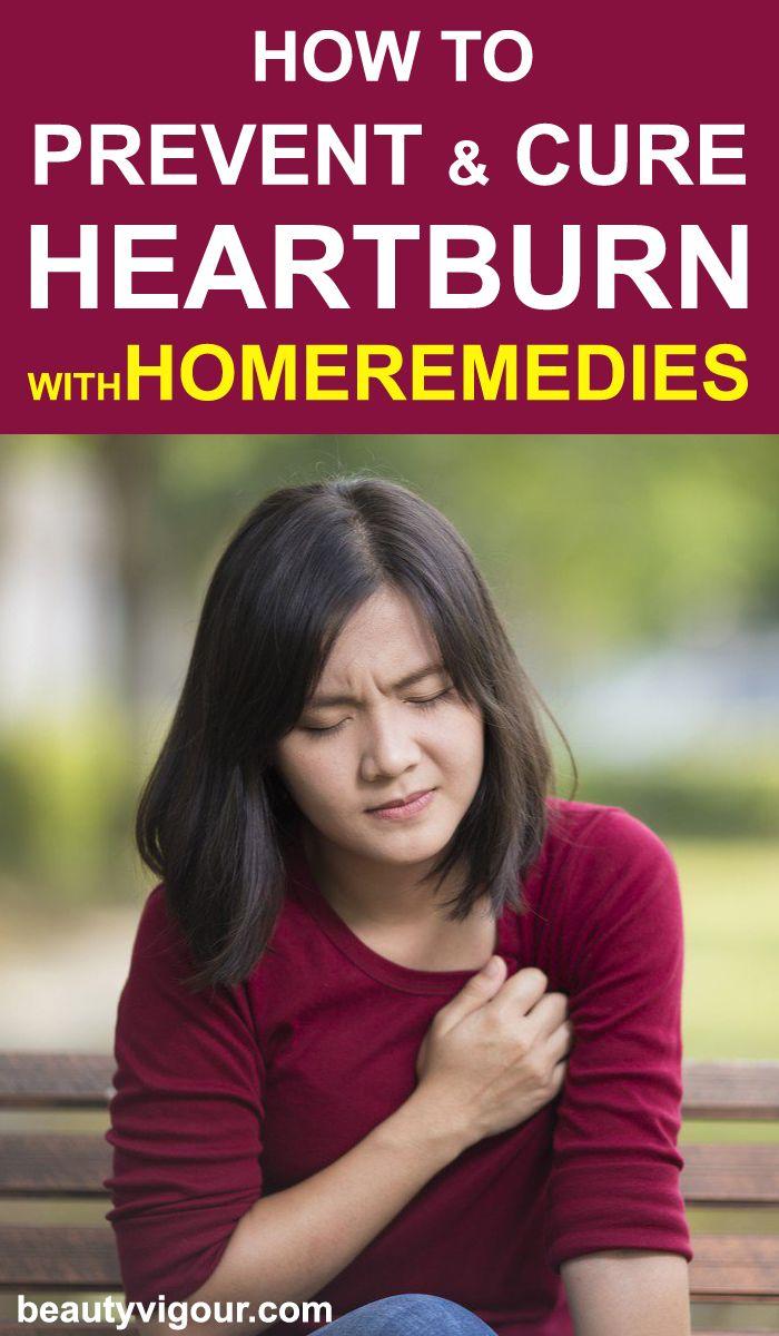 how to make heartburn go away