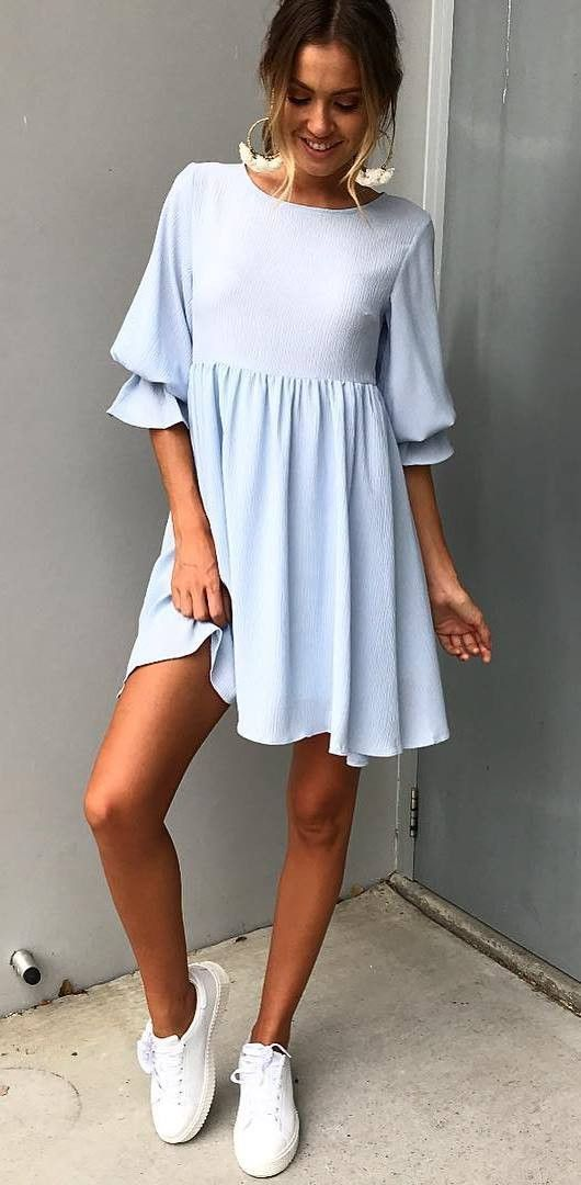 0dc7048907 What To Wear  30+ Cool Outfit Ideas For Summer 2018