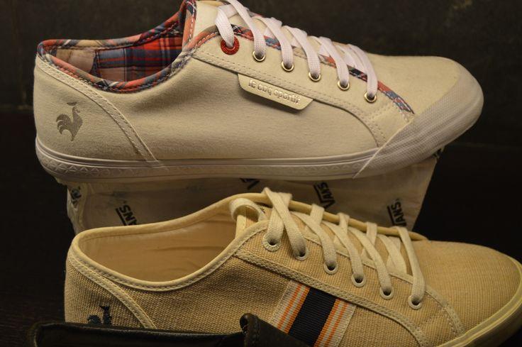 Le Coq Sportif, tu marca favorita de zapatillas, tiene novedades preciosas que puedes disfrutar en tiendas Calzados Lomas. ¡Ven a probártelas!