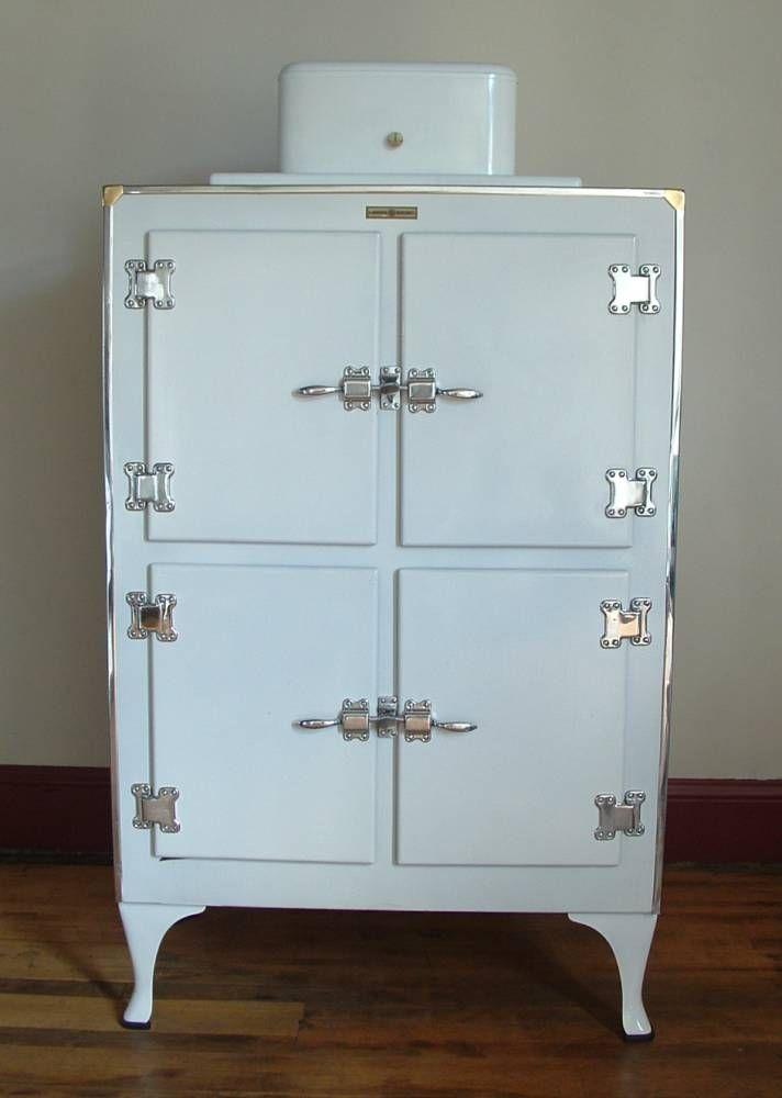 28 best images about vintage refrigerator and vintage. Black Bedroom Furniture Sets. Home Design Ideas