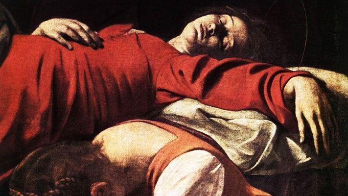 """Eblouissant Caravage, France Inter    Sans lui, pas de Ribera, de Zurbarán, de Vélasquez, de Vermeer. Le maître sulfureux de la peinture baroque a révolutionné la peinture à """"coups"""" de réalisme, naturalisme et clair-obscur. Une peinture qui aurait pu entrer dans les ténèbres."""