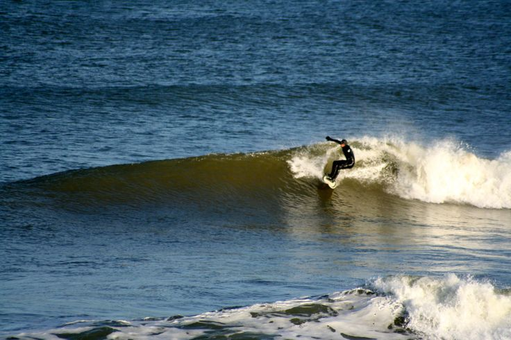 Surfing Lahinch