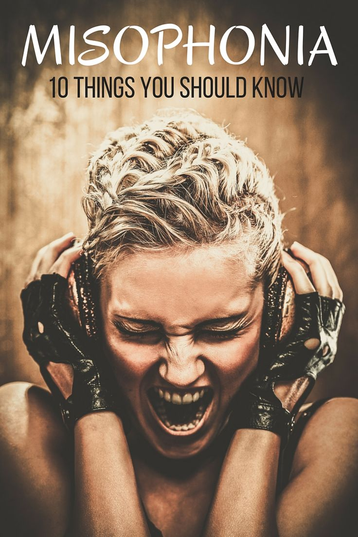 10 Things to Know About Misophonia // Clicky pens just aren't my main trigger. :)