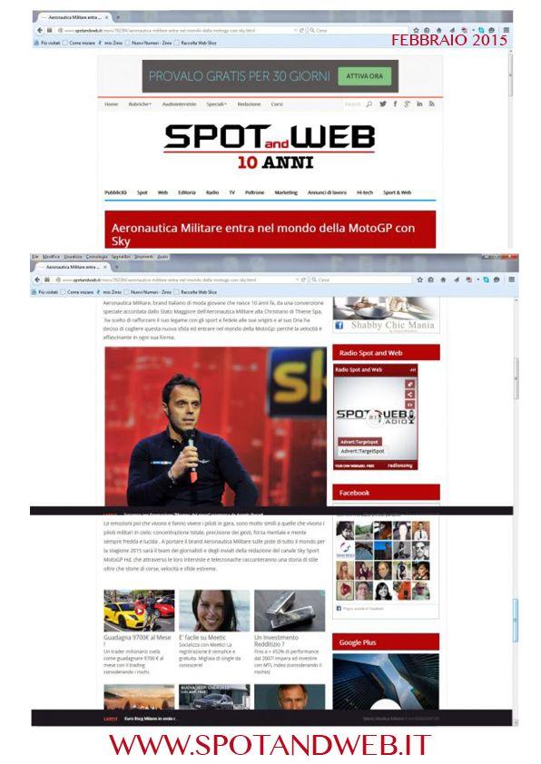 www.spotandweb.it