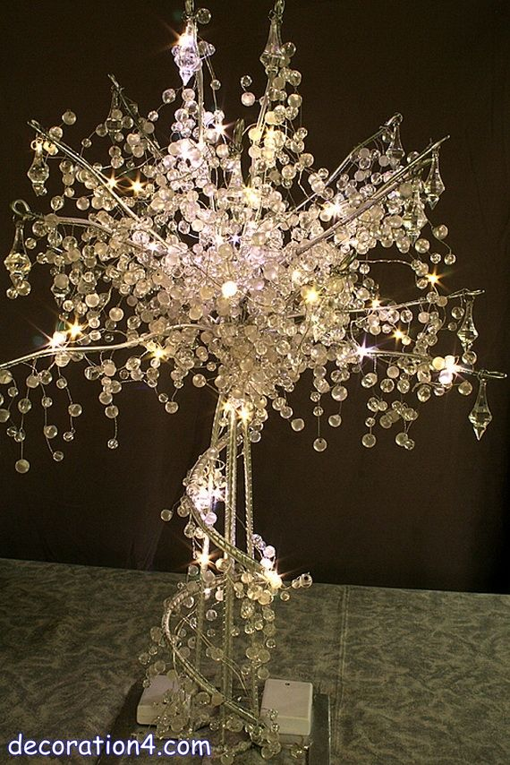 Crystal Trees For Weddings Thread Fantastic Crystal