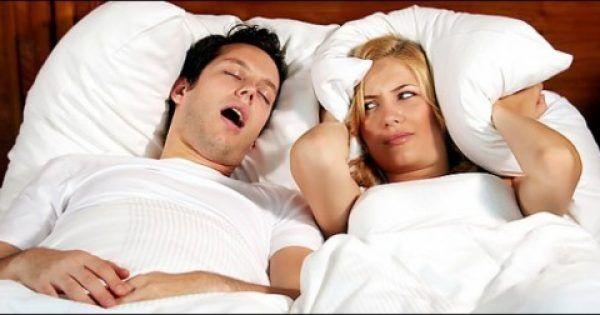 Υγεία - Από τις πιο συχνές αιτίες καυγάδων μέσα στο βράδυ είναι το ροχαλητό. Είναι που είναι από μόνο του ενοχλητικό σύμπτωμα, μπορεί και να να προκαλέσει πολλά πρ