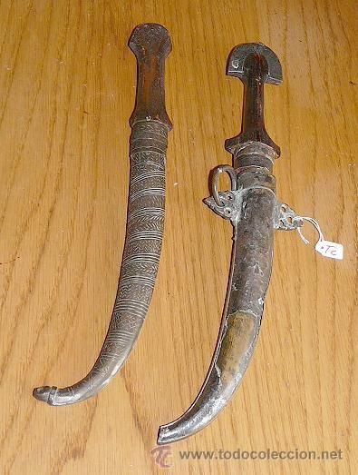 antiguas dagas marroquies - Comprar Armas Blancas Antiguas ...